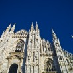 Duomo (Milan) — Stock Photo #9644545