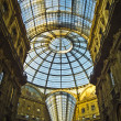 Stock Photo: GalleriVittorio Emanuele(Milan)
