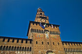 Castello Sforzesco - Milan — Stock Photo