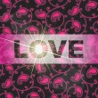 Royalty-Free Stock Vector Image: Shining Love