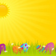 Easter_morning — Vector de stock #8904970