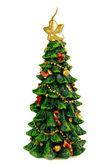 Resumen de navidad árbol estilizado — Foto de Stock