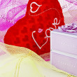 Stock Photo: Valentine day Gifts