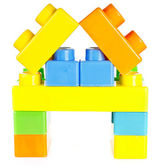 Toy for children colorful constructor — Stock Photo