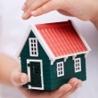 Protecting your home — Stock Photo