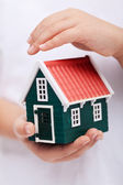Chrání váš domov — Stock fotografie