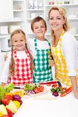 Edukacja dla zdrowej diety — Zdjęcie stockowe