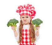 Broccoli again ? — Stock Photo