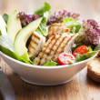 Chicken salad — Stock Photo #9096736