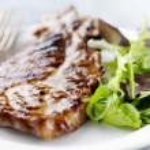 Pork chop — Stock Photo #9101242