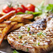 Pork chop — Stock Photo #9101327