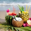 Tropical cocktails — Stock Photo #9101790
