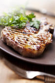 Pork chop — Foto de Stock