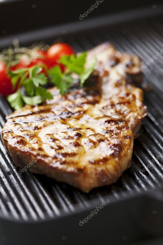 Отбивные из свинины карбонат рецепт с фото