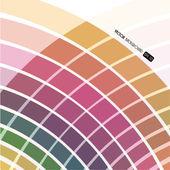 Abstrakt bakgrund med färgglada linjer. — Stockvektor