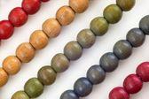 Coloured abacus — Stock Photo
