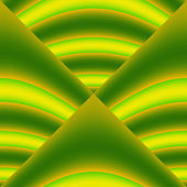 Greenish-orange seamless abstract. — Stock Photo