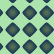Pale green foursquare pattern. — Stock Photo