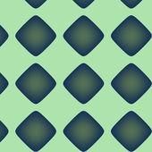 Pale green foursquare pattern. — Stock Photo
