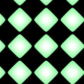 Squarish green gradient pattern. — Stock Photo