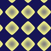 Yellow and blue boxy pattern. — Stock Photo