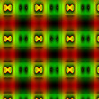 Stock Photo: Traffic light abstract pattern.