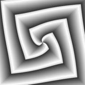 Angular gray abstract. — Stock Photo