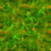 Fuzzy green seamless tile-able abstract. — Stock Photo