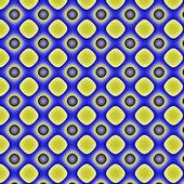 黄-青パターン. — ストック写真