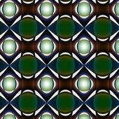 Light through dull relief non-figurative pattern. — Stock Photo