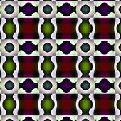 Fanciful pattern or bizarre design. — Stock Photo
