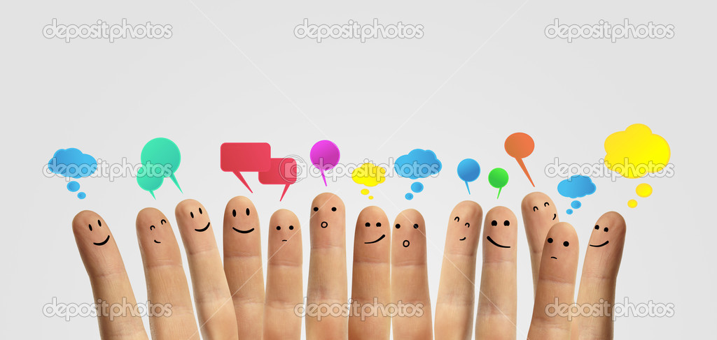 places happy fingers