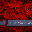 Stockfoto: Valentine card