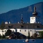 Schloss Ort Gmunden — Stock Photo #9734810
