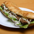 Kebab (Cevap) - Stock Photo