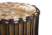 African drumming music instrument — Stock Photo