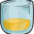 Whisky Jar - Stock Vector