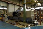 CNC Milling Machine — Stock Photo