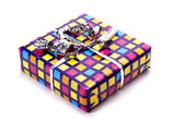 Colourful gift. — Stock Photo