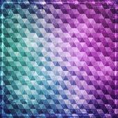 Shiny Mosaic Banner — Stock Vector