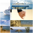 Cruise vacation — Stock Photo
