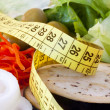 Weight loss, healthy diet — Stock Photo #8269179
