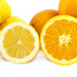 Citrus, fruit — Stock Photo #9191321