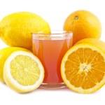 Citrus, fruit — Stock Photo