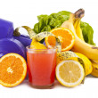 Stockfoto: Healthy diet, lose weight