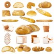 Fresh bread — Foto Stock