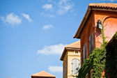 Italy house — Stock Photo
