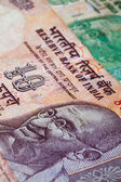 The India currency — Stock Photo