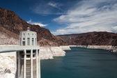 Hoover dam — Stockfoto