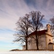 The ruins small church — Stock Photo #9075953